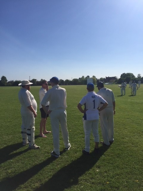 Match Report: 1st XI (H) vs Challoners - 05th May 2018